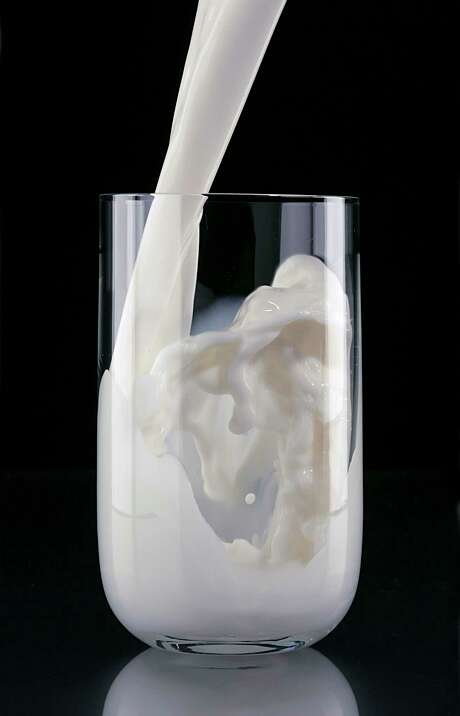 Many can't tolerate the sugar in milk. Photo: TONY CENICOLA, STF / NYTNS
