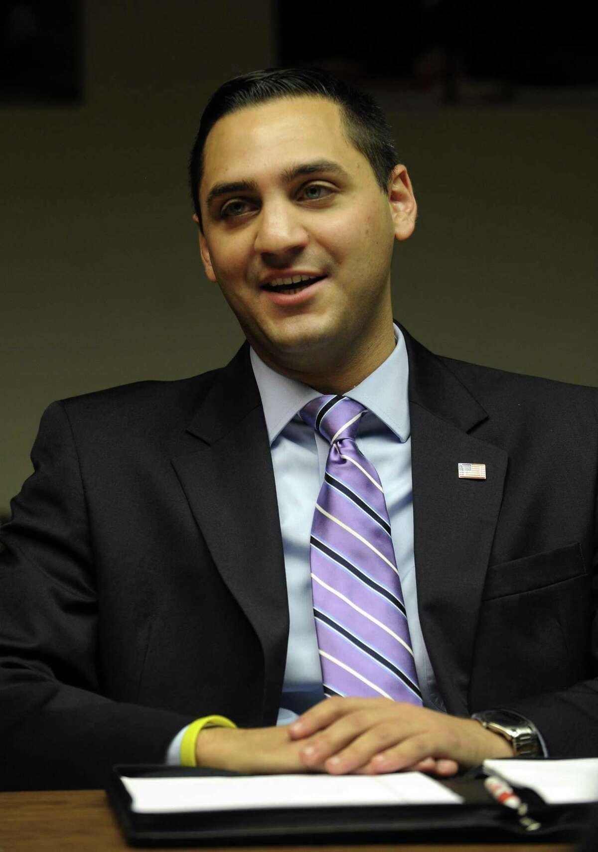 Rep. Michael Ferguson, Republican-138.