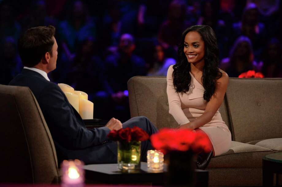 "Rachel Lindsay became ABC's first black ""Bachelorette."" Photo: Michael Yada, Contributor / 2017 American Broadcasting Companies, Inc."