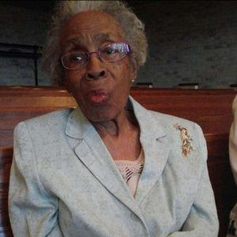 Mildred Annette Green King was the first female trustee in the history of Friendship Baptist Church. Photo: Courtesy
