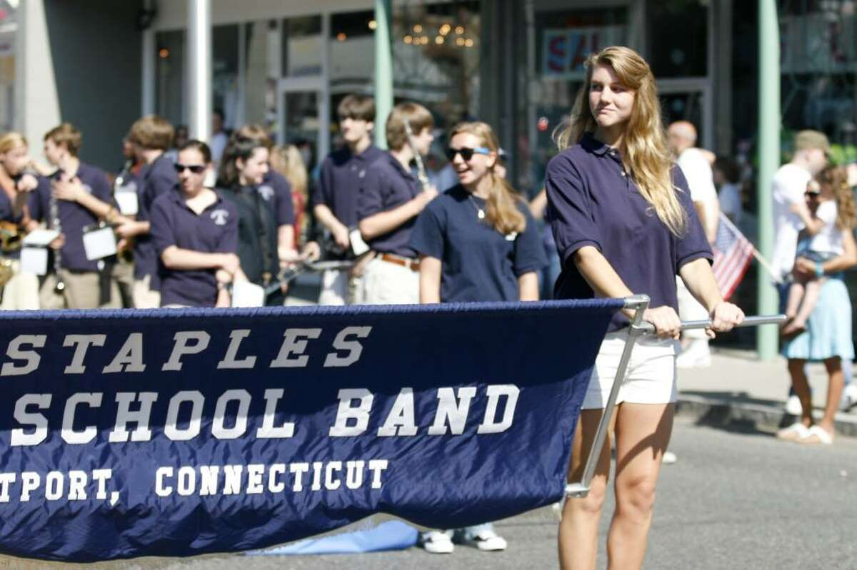 The Westport Memorial Day Parade on Monday, May 31, 2010.