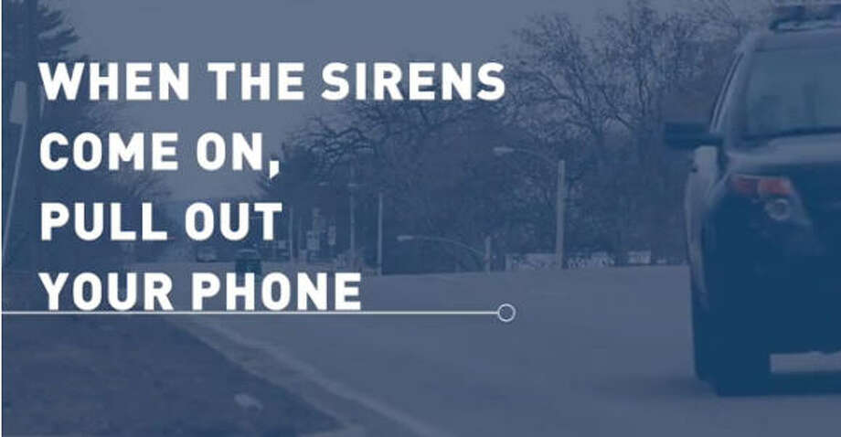 """The American Civil Liberties Union has launched a cell phone app that advocates hope will serve as another tool for increasing police accountability.  The non-profit's app joins a handful of others, such as Mobile Justice and Cell 411, designed for people to film or upload videos involving interaction with law enforcement. """"ACLU Blue"""" will focus not just on exposing misconduct, but on highlighting positive examples of community policing, officials said.>>>Scroll through the gallery to see how often Texas police officers fire their weapons while on duty"""