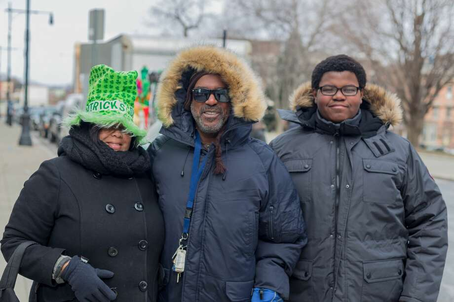 Were you Seen at the 67th Annual Albany St. Patrick's Day Parade on March 11, 2017? Photo: Conor Driscoll