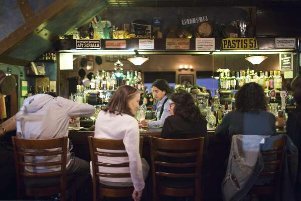 On the indestructibility of San Francisco's French bistros