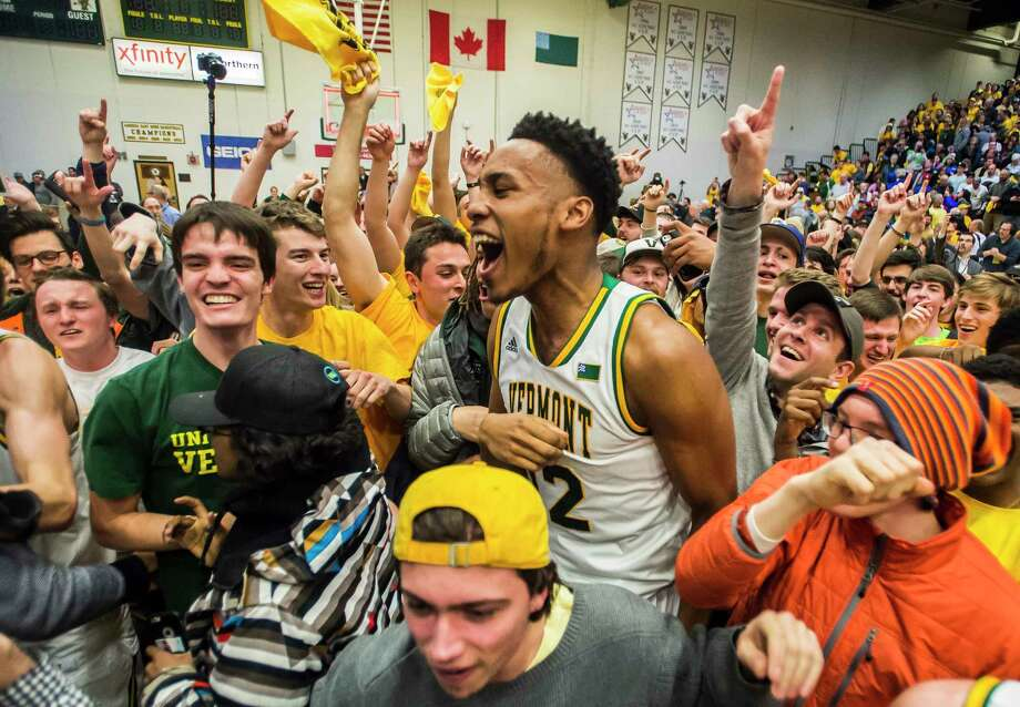 American East - Vermont (13 seed)First round: vs. No. 4 Purdue, Thursday Photo: Ryan Mercer, Associated Press / © 2017 Ryan Mercer, Burlington Free Press, All Rights Reserved