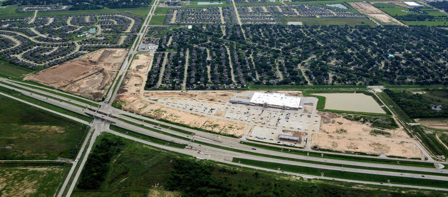 Morton Ranch Town Center is being developed by Houston-based NewQuest Properties along the Grand Parkway and Morton Ranch Road. Photo: NewQuest Properties