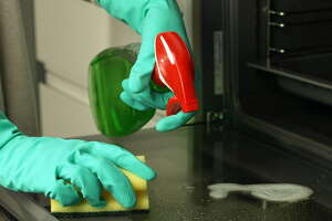 Domestic work. Illustration