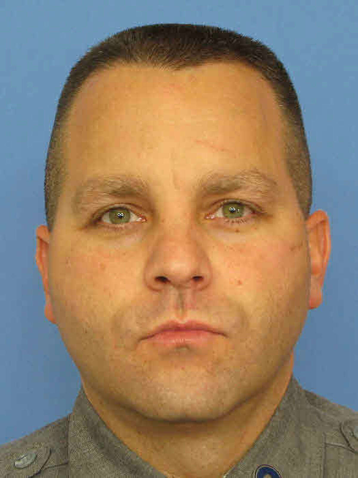 Trooper Brian S. Falb, who spent his 18-year career patrolling the North Country, died Monday, March 13, 2017, from a 9/11-related illness. Falb was assigned to the World Trade Center site following the terrorist attack on September 11, 2001 to aid in the search and recovery efforts. (State Police)