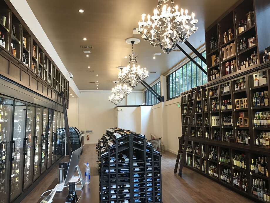 Maison Corbeaux, a new wine, beer and spirits shop in Pacific Heights.