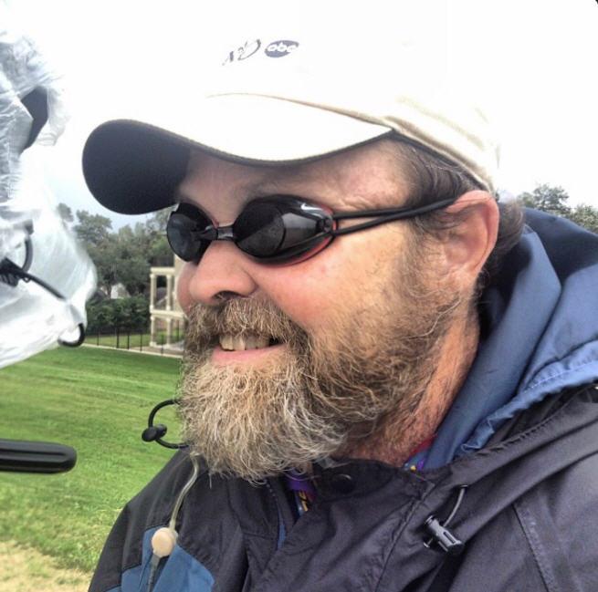 Longtime Houston sports cameraman Buz Webb dies