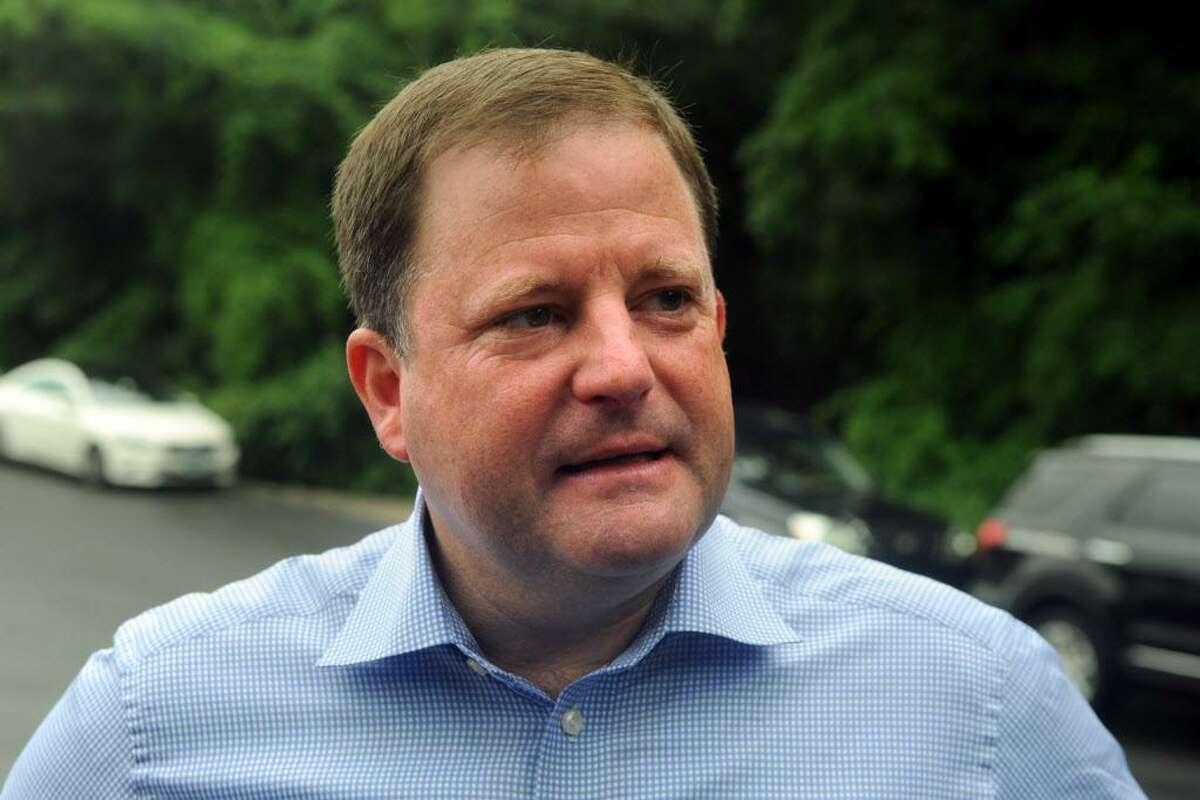 Former State Sen. John McKinney.