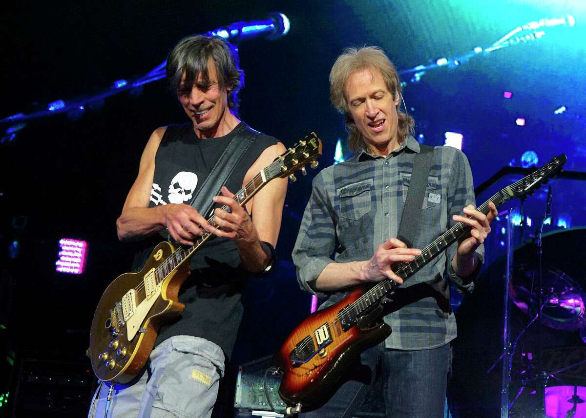 Musician Tom Scholz, the multitalented songwriter, guitarist, organist, producer and electronics-savvy creator of the Boston sound, leads the legendary band whose huge selling '70s debut album and follow-up delivered hit after instantly recognizable rock hit, including