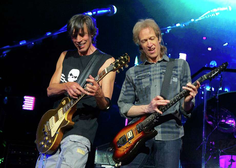 """Musician Tom Scholz, the multitalented songwriter, guitarist, organist, producer and electronics-savvy creator of the Boston sound, leads the legendary band whose huge selling '70s debut album and follow-up delivered hit after instantly recognizable rock hit, including """"More Than a Feeling,"""" """"Peace of Mind"""" and """"Don't Look Back."""" The band's Hyper Space Tour includes spectacular high-tech visuals to go along with the vocally-dense classic and progressive guitar rock.8 p.m. Wednesday. Majestic Theatre, 224 E. Houston St. $50.50-$126. 210-226-5700, majesticempire.com-- Hector Saldana Photo: Bob Summers Photography / Contributed Photo"""