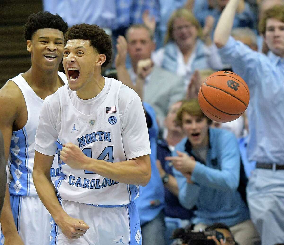 HOUSTON PLAYERS IN NCAA TOURNAMENT Justin Jackson, North Carolina Home School Christian Youth Association The Tomball native was named the ACC Player of the Year this season. The 6-foot-8 junior averages 18.3 points and 4.7 rebounds per game. He also leads the Tar Heels in 3-pointers.