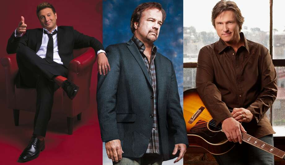 Photo: Lamar State College Port Arthur Tim Rushlow of Little Texas, Larry Stewart of Restless Heart and Billy Dean, collectively called 'The Frontmen of Country', will headline the 14th annual Gulf Coast Gala on April 29.