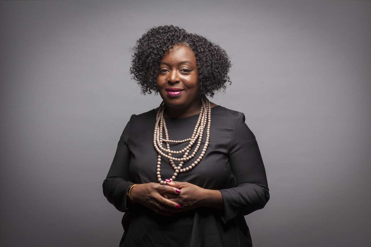 Kimberly Bryant, founder of Black Girls Code, says parenthood drove home the need to educate girls.