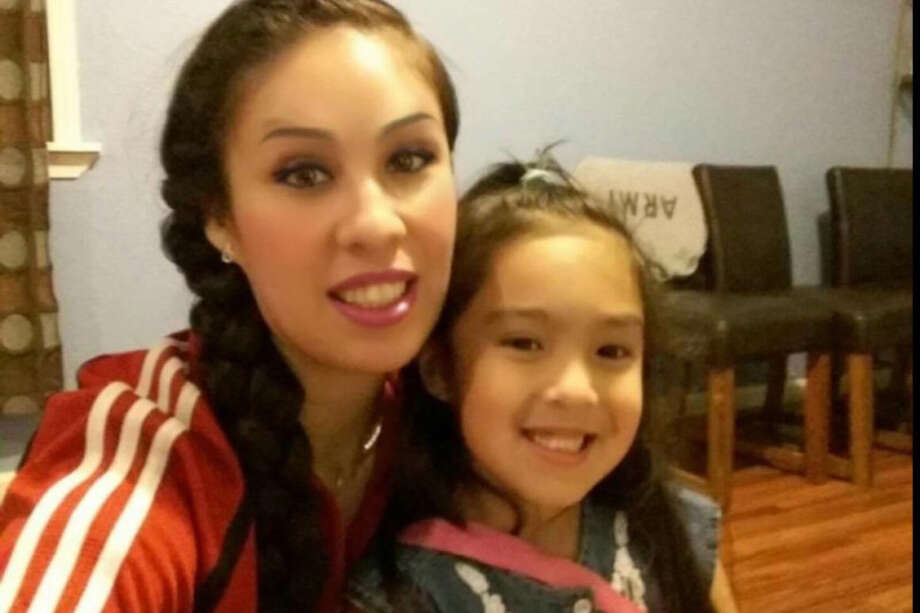 Maricela Banda and her daughter are shown in a photo provided by her co-workers. Photo: Family Photo