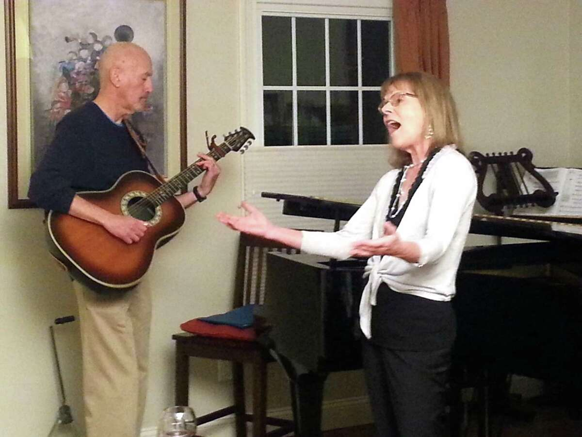 Lenny and Lana Levine will perform at Spark Arts on March 19.
