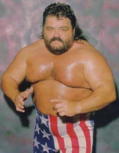Wrestler Don Tug Taylor Photo: Courtesy