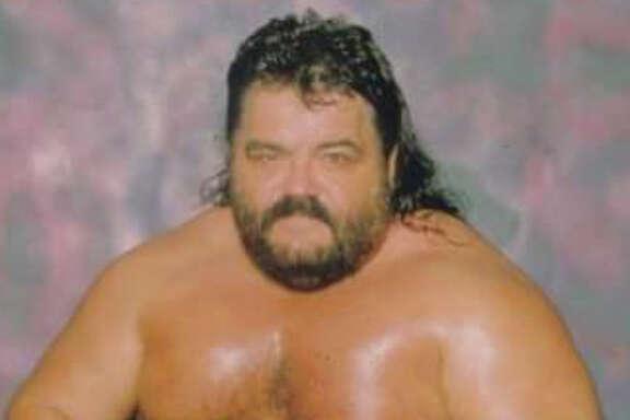 Wrestler Don Tug Taylor