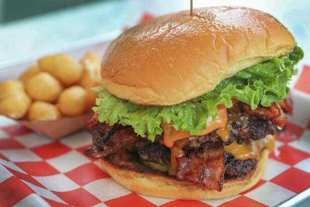 Killen's Burgers in Pearland serves hefty 10-ounce burgers with quality ingredients.