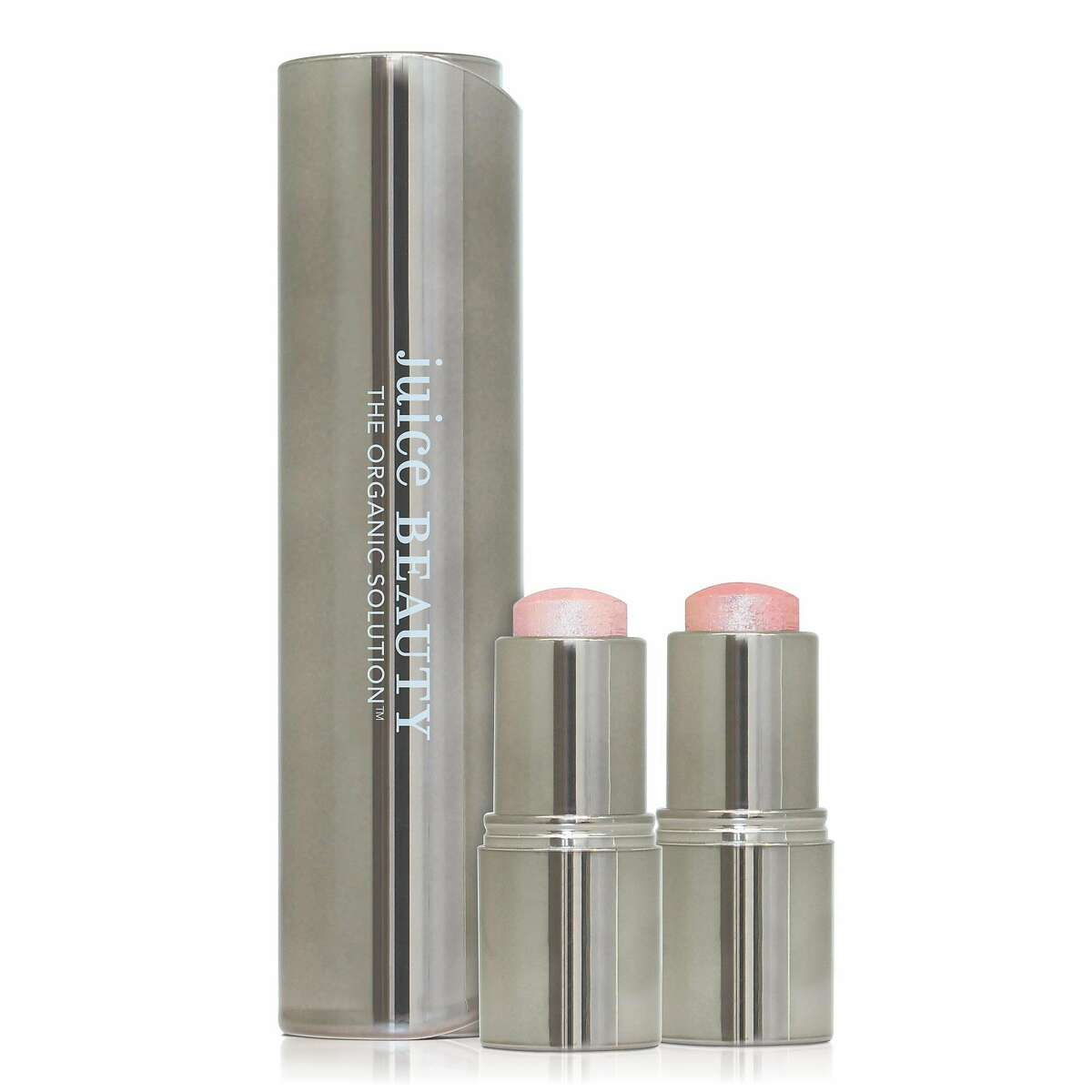 Juice Beauty's new Phyto-Pigments flash luminizers ($32) are multi-taskers duos that add radiance as well as contouring.