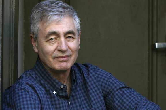 Film producer and director Steve James talks about  his documentary 'Abacus: Small Enough to Jail' on Monday, March 19, 2017, in San Francisco, Calif.