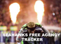 Check out who's staying, who's going and who's new with our 2017 Seahawks free agency tracker.