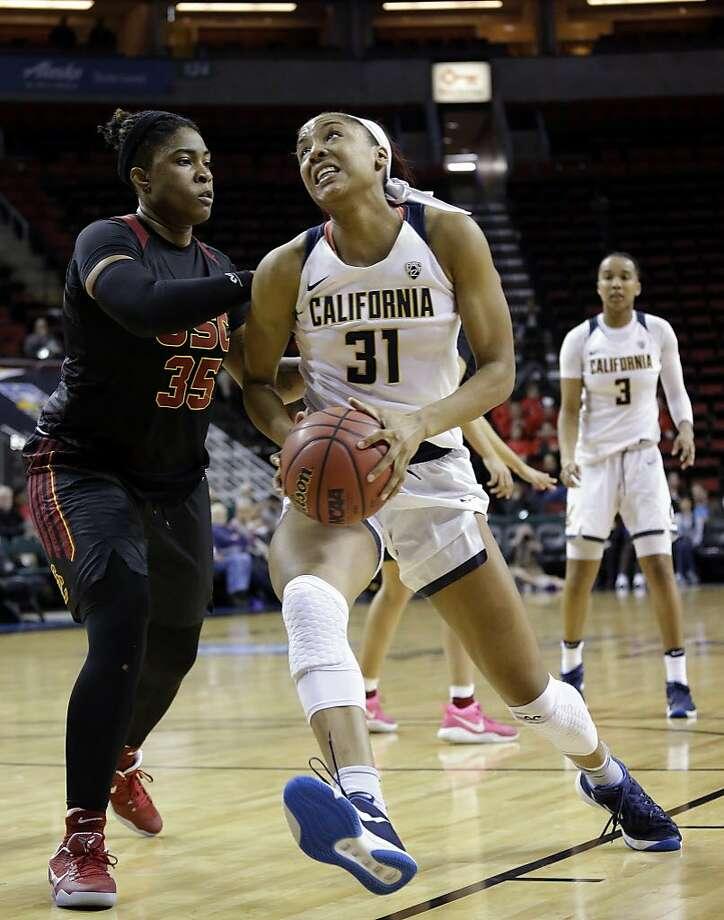 Cal women land spot in NCAA Tournament - SFGate