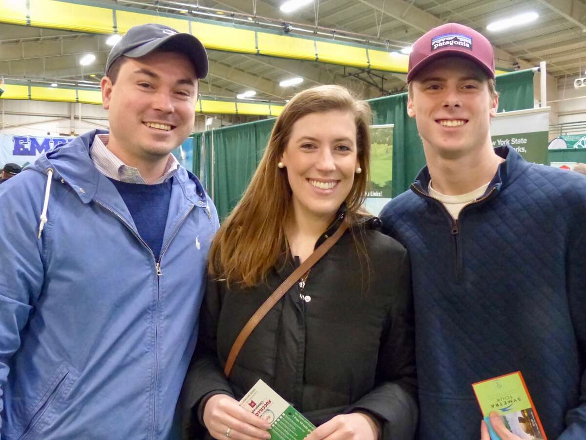 Were you seen at the 4th Annual Empire Golf Expo on March 11 & 12 at Siena College?