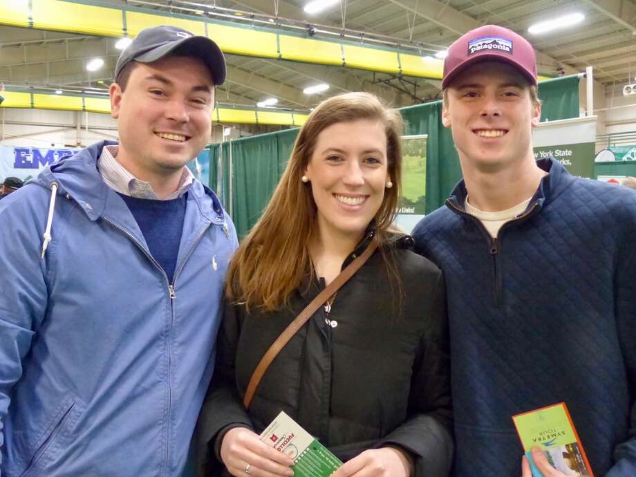 Were you seen at the 4th Annual Empire Golf Expo on March 11 & 12 at Siena College? Photo: Dave Slater