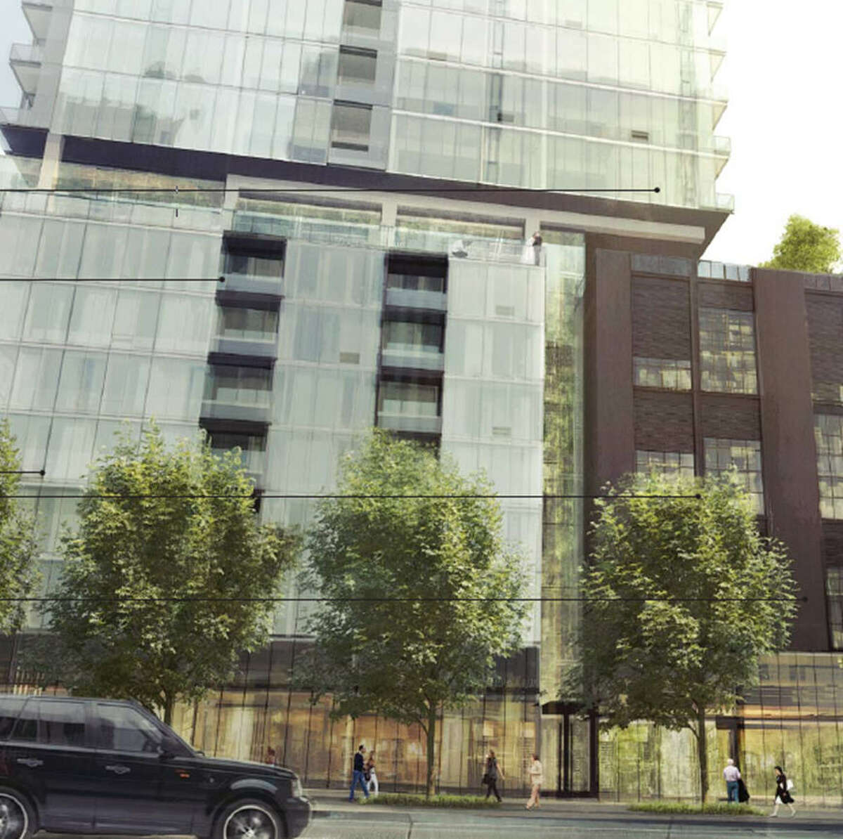 $104 million - 1430 2nd Ave. - This 35-story structure includes 290 residential units above retail and restaurant spaces.