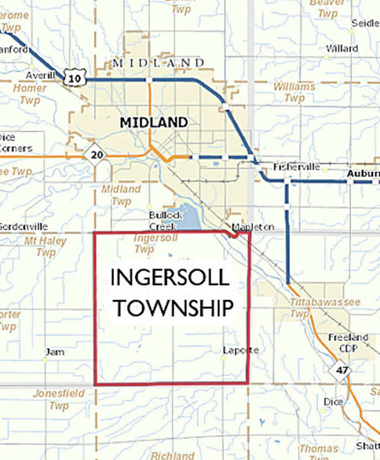 Wind Turbines Eyed For Ingersoll Township Midland Daily News