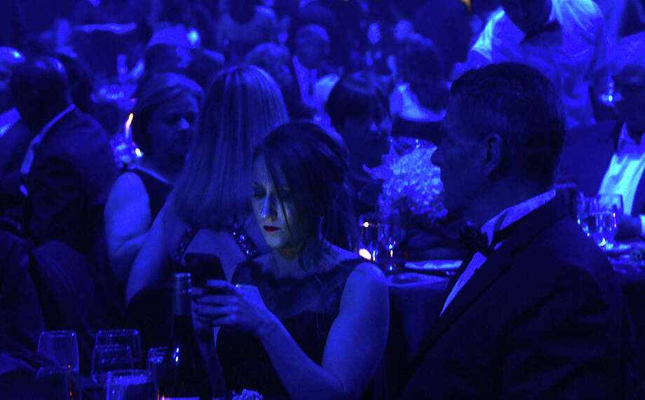 Gala-goers fill the room at the CHRISTUS Health Foundation - Southeast Texas 36th annual Gala last year at the Beaumont Civic Center.  Photo taken Saturday, April 16, 2016 Kim Brent/The Enterprise Photo: Kim Brent / Beaumont Enterprise