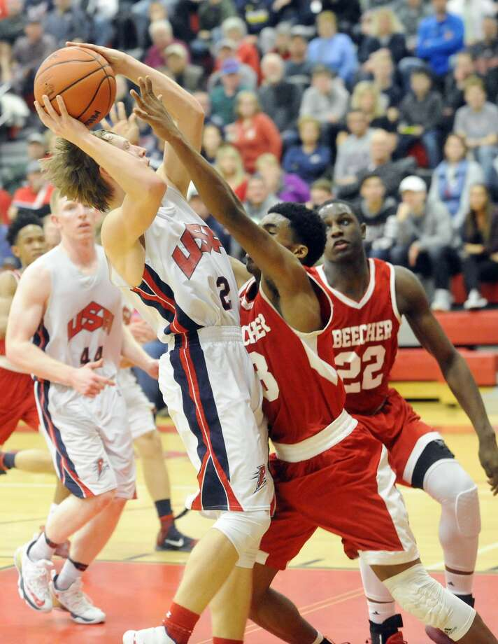 Flint Beecher 95, USA 64 Photo: Seth Stapleton/Huron Daily Tribune