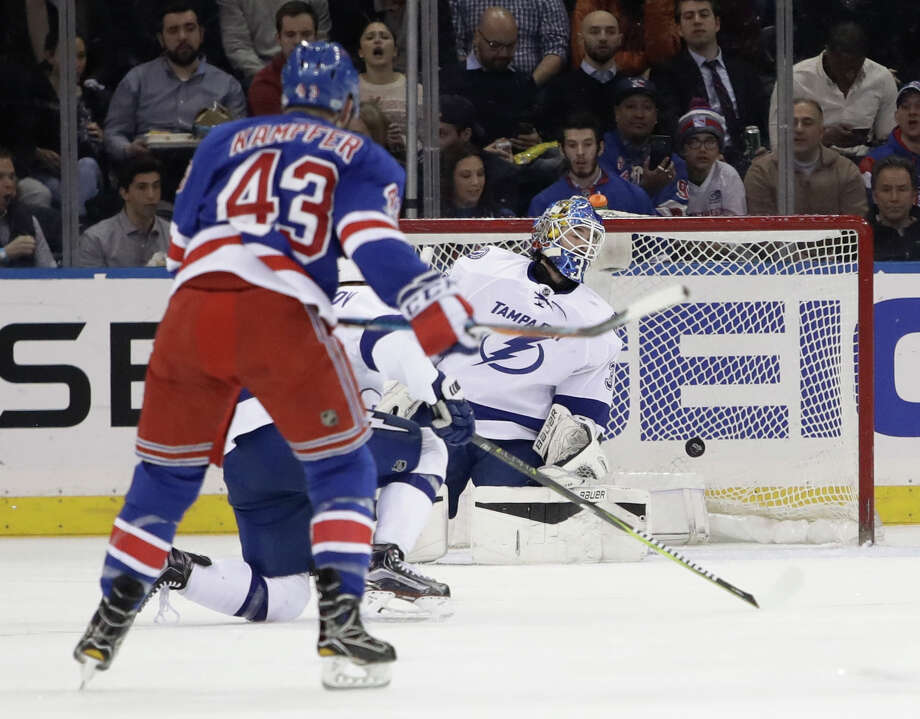 Rangers can't break through and have real Garden problem