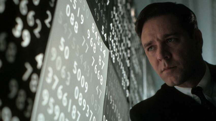 A Beautiful Mind (2001) Leaving Hulu Aug. 31 John Nash (Russell Crowe) takes a job as a cryptographer, he finds out his skills are not being used the way he'd like.