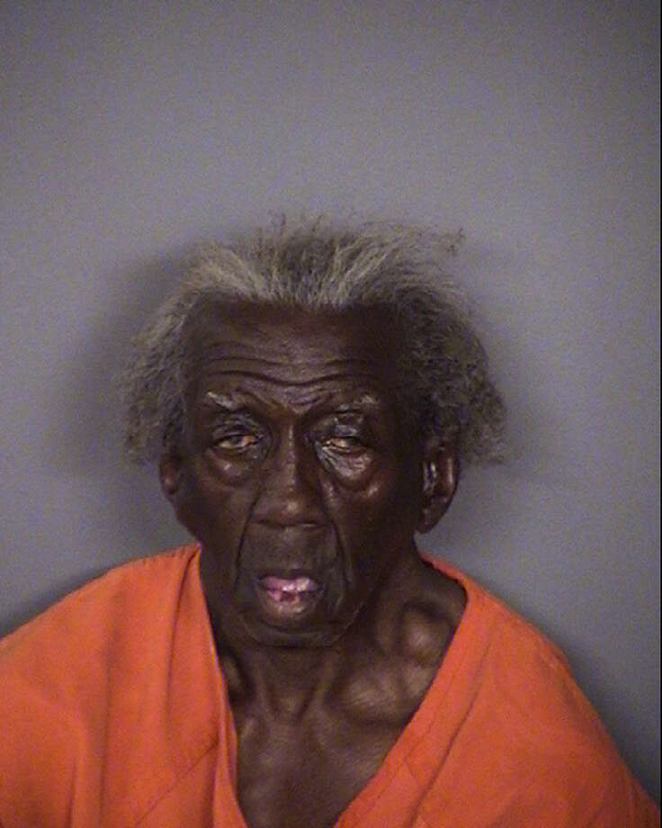 A.C. Jefferson faces an injury to an elderly person charge. He remained in the Bexar County Jail on Monday with an undetermined bond amount. Photo: Bexar County Jail