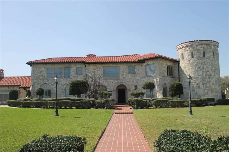 PHOTOS: Unique Home In Corpus Christi Hits The MarketA Castle Style Home On  Corpus