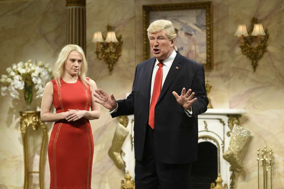 Baldwin as TrumpHollywood, SNL and others have cast and parodied multiple U.S. presidents through the ages.Click through to see the best presidential impersonators in recent history. Photo: NBC/NBCU Photo Bank Via Getty Images