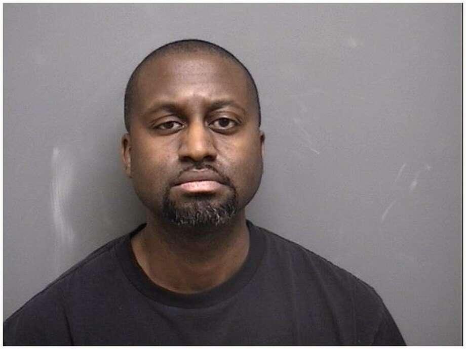 Jonathan Sharif Morton, 40, of Darien. Photo: Darien News/Contributed / Contributed Photo / Darien News