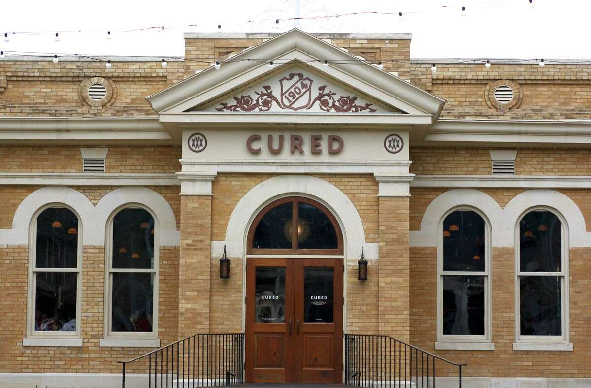 Cured at The Pearl opened in late 2013, specializing in charcuterie and the hearty food of chef Steve McHugh's native Midwest.