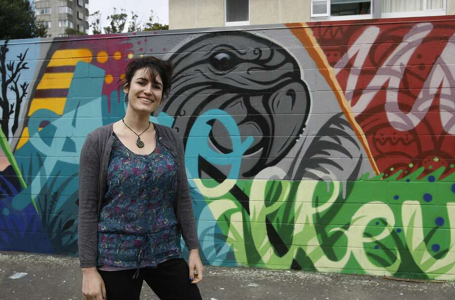 Alanna Irving, a technology entrepreneur from San Francisco, moved to New Zealand six years ago. Photo: Nick Perry, Associated Press