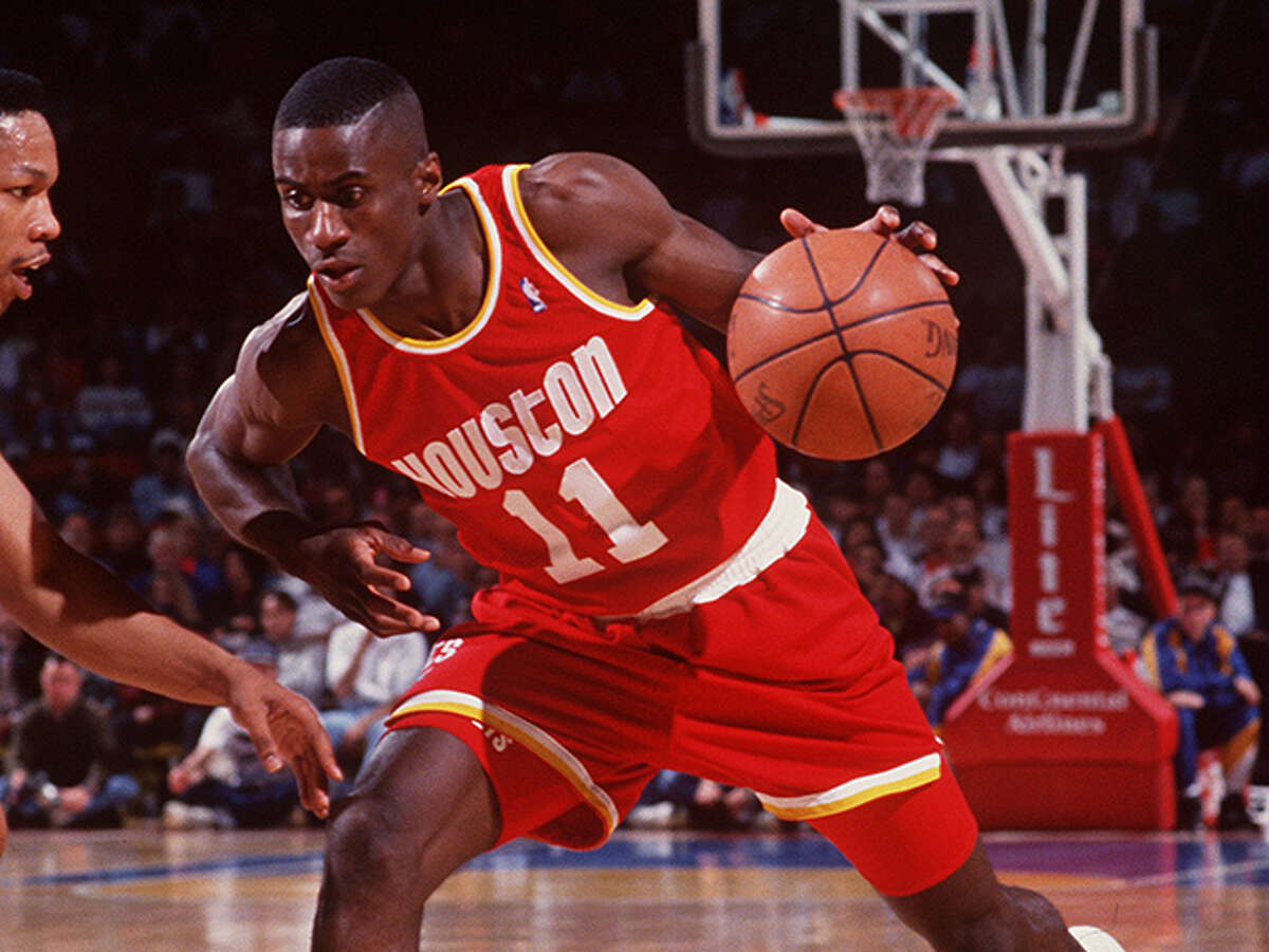 Vernon Maxwell, former  Houston Rockets guard$100Maxwell, a fan favorite for his intensity on the court, played six seasons with the Rockets and was a member of  the team in both championship seasons.