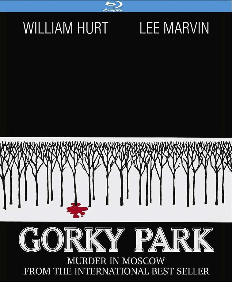 "Blu-ray cover: ""Gorky Park"" Photo: Kino Lorber"