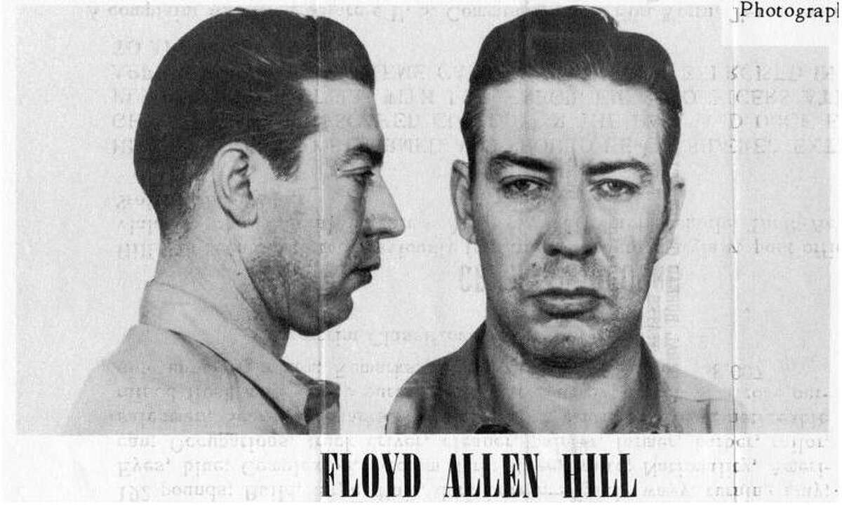 Name:Floyd Allen Hill Wanted for:A con artist and bank robber, Hill took part in multiple robberies and later buried his share of one heist near Fort Worth, Texas. An informant turned him in to the FBI and he was arrested in Dallas. Added to 10 Most Wanted List:March 30, 1953 Status:Captured March 18, 1953