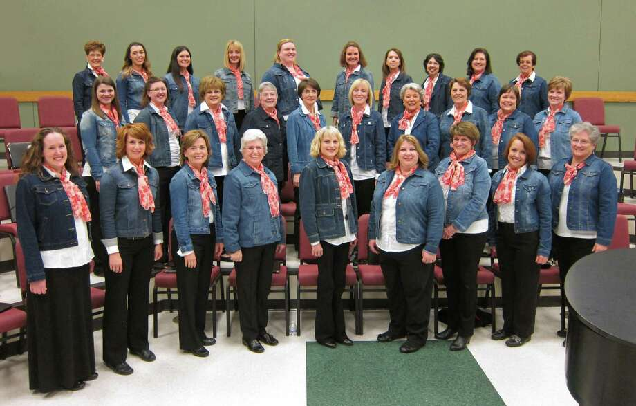 Sola Gratia, the women's choir of Kingwood United Methodist Church, will present a concert in the sanctuary as a fundraiser for the Oaks of Righteousness on Sunday, April 23 at 4 p.m. Photo: Courtesy
