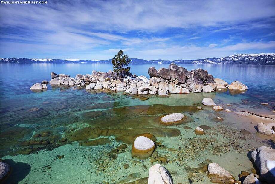 A Full Lake Tahoe May Lead To Smaller Crowded Beaches
