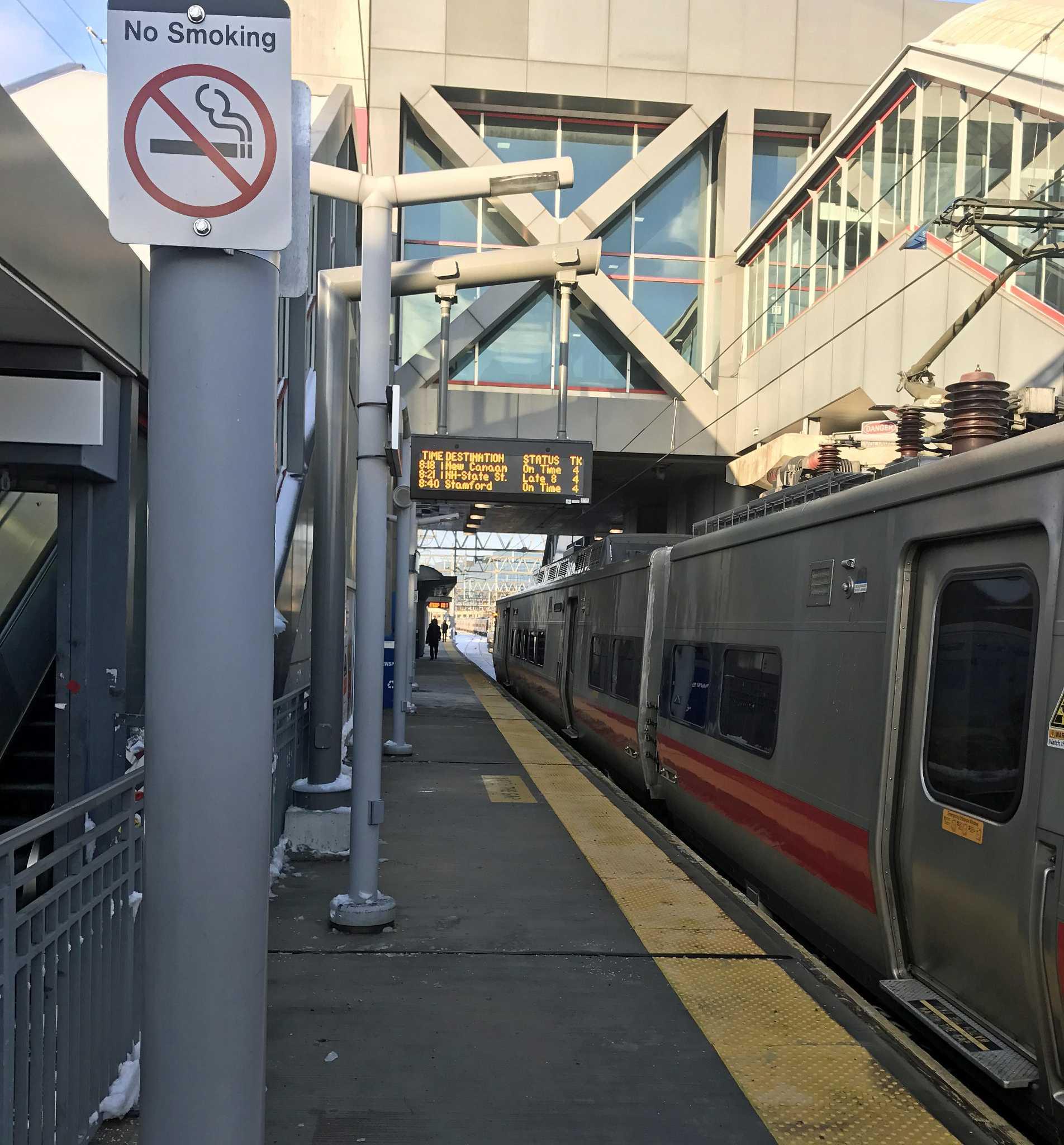 richmond bound train announces - HD1904×2048