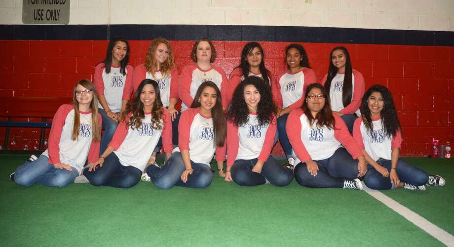 The Plainview girls' powerlifting team will have 11 Lady Bulldogs competing at the state meet, which is scheduled to begin at 8 a.m. Friday in Waco. Those going to Waco are front row, from left, Sage Landeros (105), Lexie Reyes (97), Cinthia Ramirez (132), Angela Banda (132), Anastacia Sosa (220) and Angel Ramos (97). Back row, from left, Catherine Delgado (114), Emily Collins (198), Coach Katie Wright, Yasmin Dominguez (220), Allexis Ponder (181) and Jasmine Rodriguez (165). Not pictured is assistant coach Amanda Martin. Photo: Skip Leon/Plainview Herald